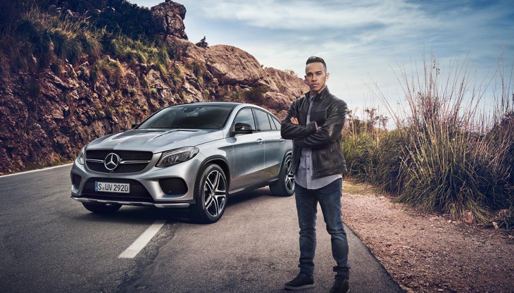 Offres hivernales sur la gamme SUV Mercedes-Benz