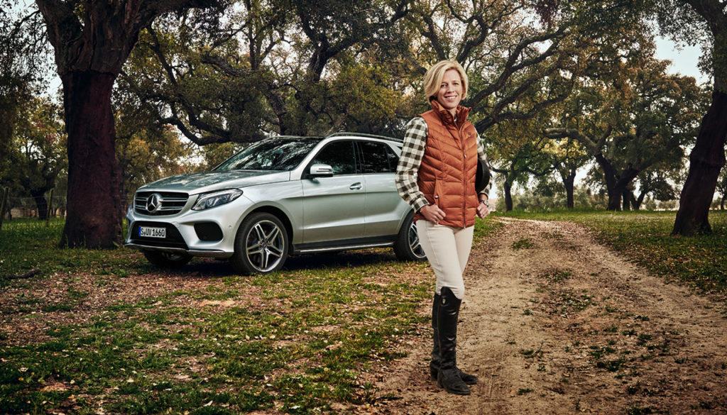 Les SUV Mercedes-Benz