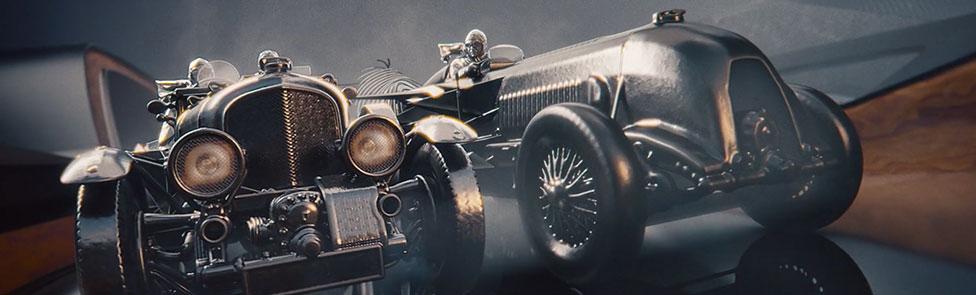 Bentley 100 ans