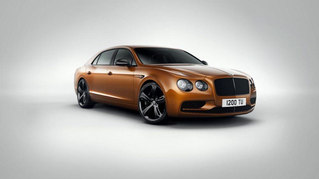Bentley Flying Spur W12 S : Une puissance et un style ultimes !