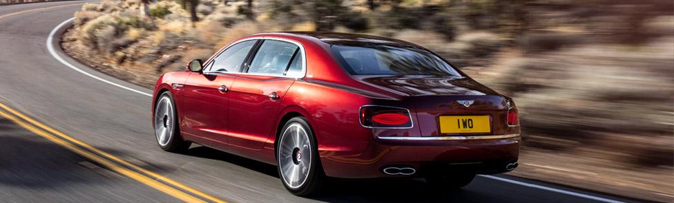 Bentley Flying Spur V8S