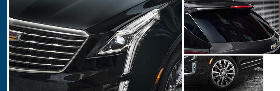 Le nouveau Cadillac XT5