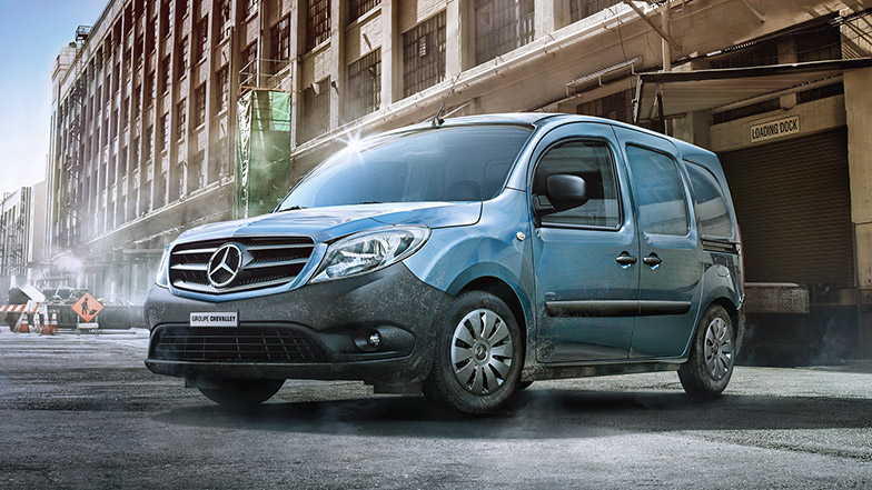 Avantages Mercedes STAR DEAL sur Sprinter, Vito, Citan & Classe X