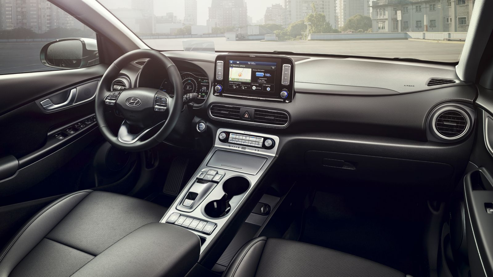 Le nouveau Hyundai KONA electric
