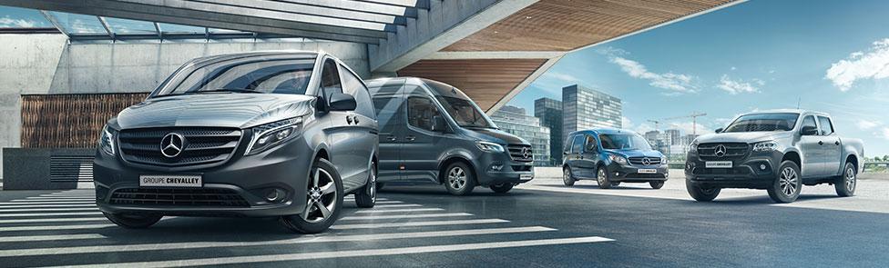 Magazine Utilitaires & Véhicules de loisirs Mercedes-Benz 2018
