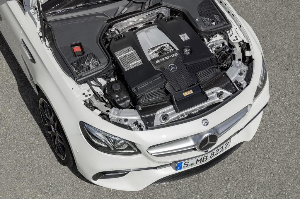 Les breaks Mercedes-AMG E 63 4MATIC+ et E 63 S 4MATIC+