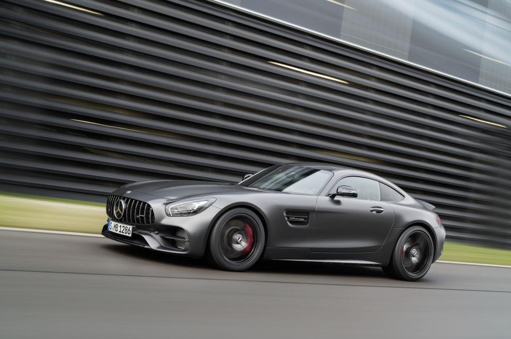 Mercedes-AMG GT C