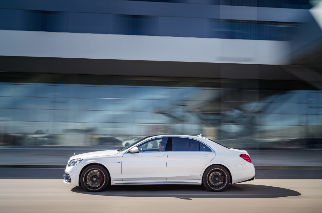 Mercedes-AMG S 63 4MATIC+ et S 65