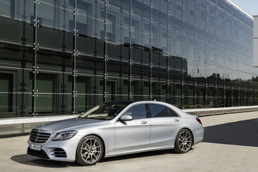 Mercedes-Benz Classe S Berline