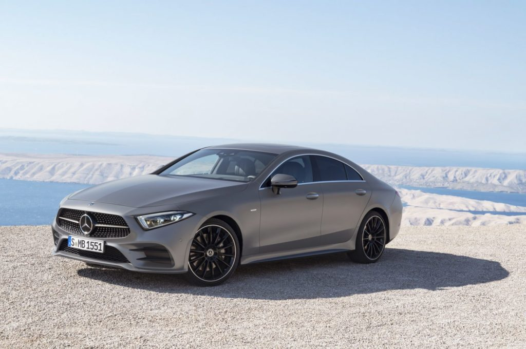 Le nouveau Mercedes-Benz CLS