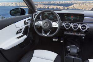 Nouvelle Mercedes Classe A