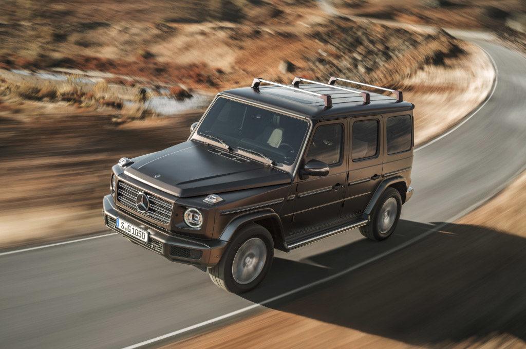 Nouvelle Mercedes-Benz Classe G
