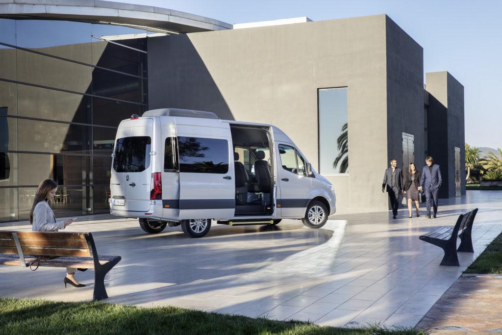 Mercedes-Benz Vans: le Sprinter