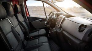 Le nouveau Nissan NV300