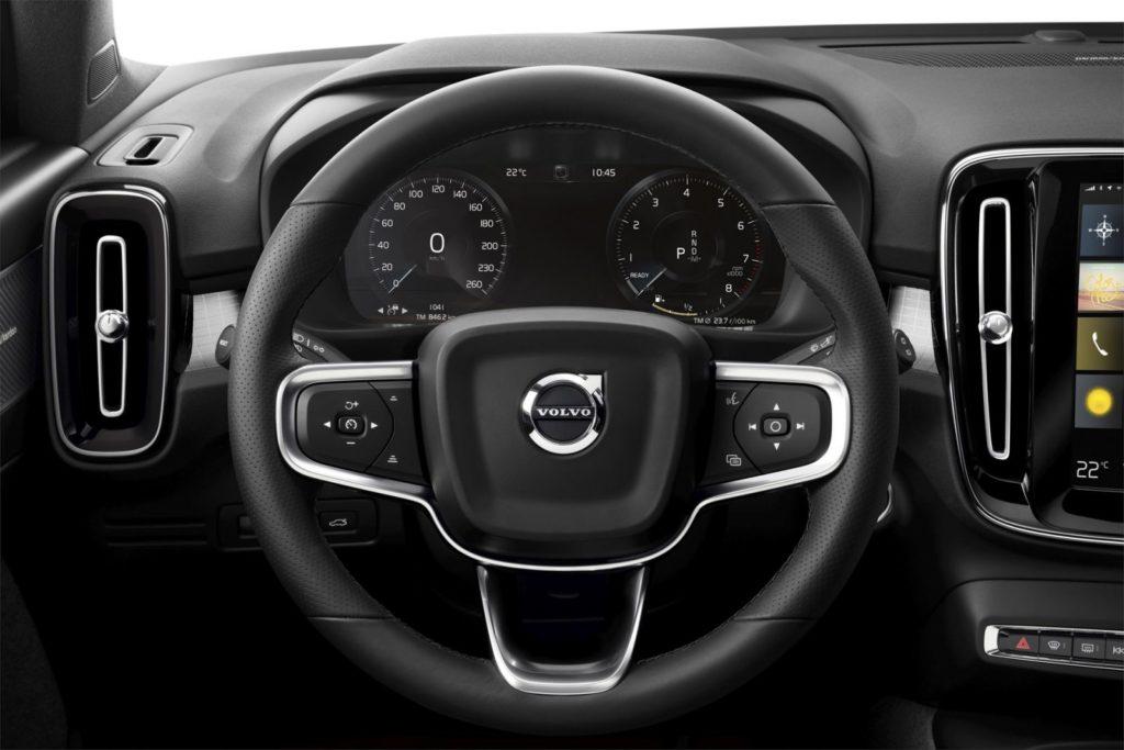 Le nouveau Volvo XC40