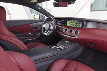 Mercedes-Benz Classe S Coupé et Classe S Cabriolet