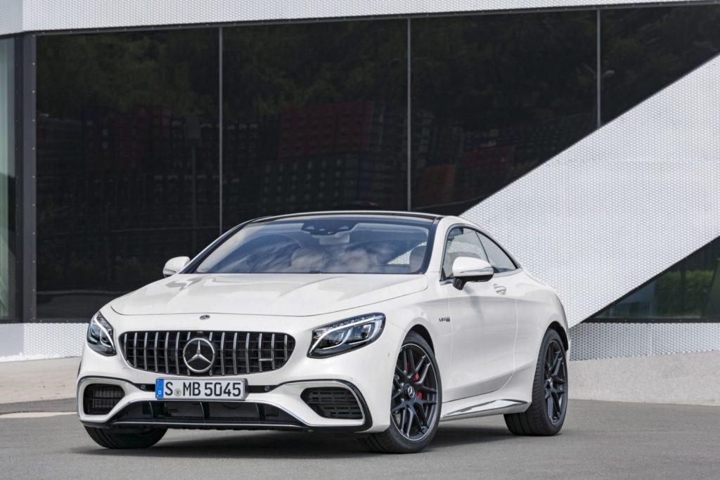 Mercedes-AMG S 63 & 65 4MATIC+ Coupé et Cabriolet