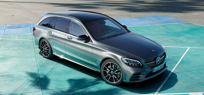 Mercedes Classe C Break – Chevalley Edition