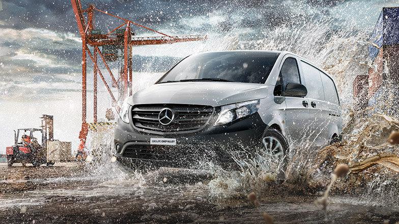 Avantages Mercedes STAR DEAL sur Sprinter, Vito & Citan