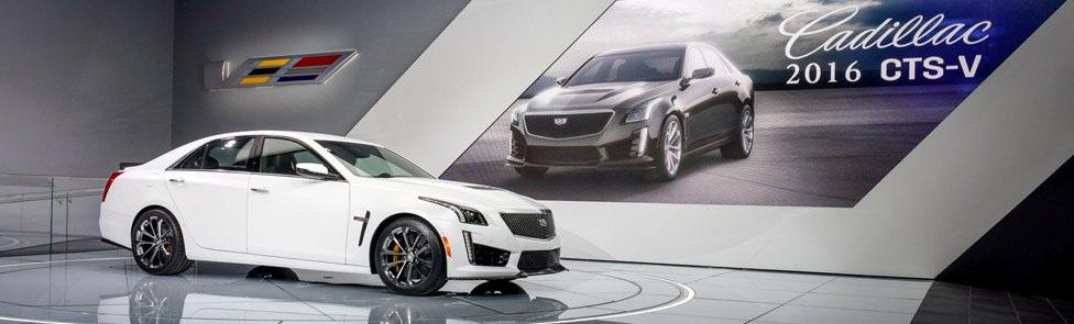 Cadillac dévoile sa série V à Genève