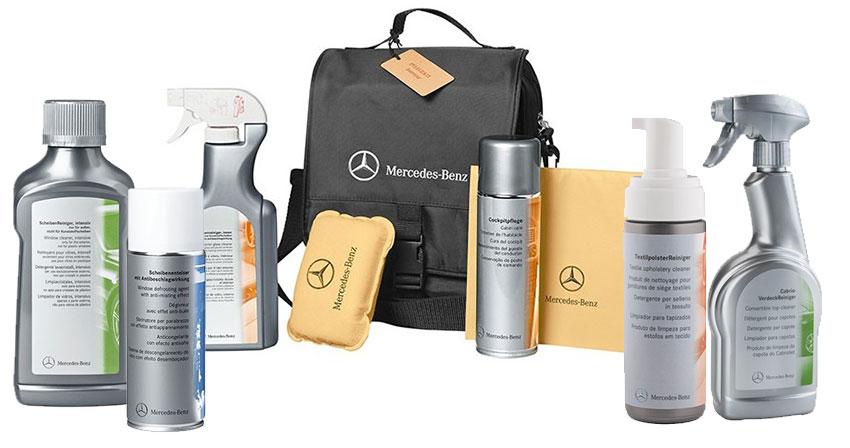 Chouchoutez votre Mercedes-Benz