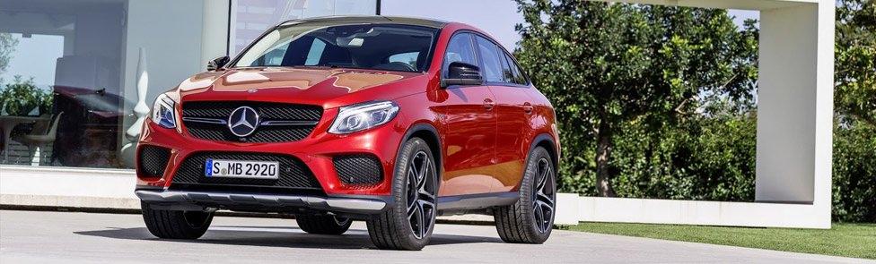 Nouveau GLE Coupé de Mercedes-Benz