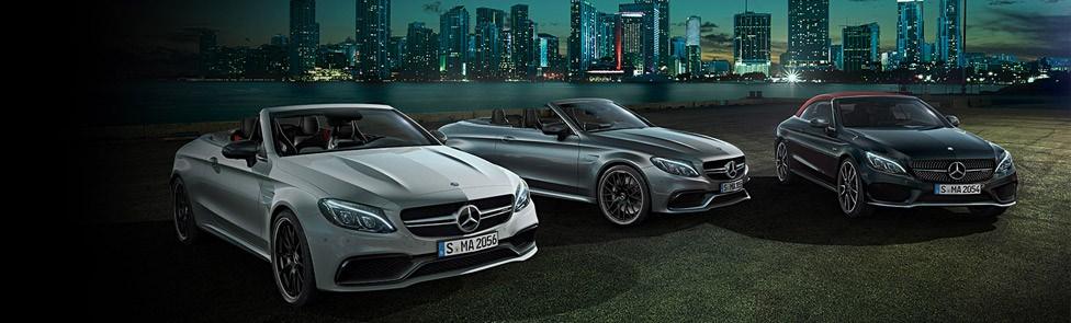 Mercedes-AMG C 63 & C 63 S Cabriolet