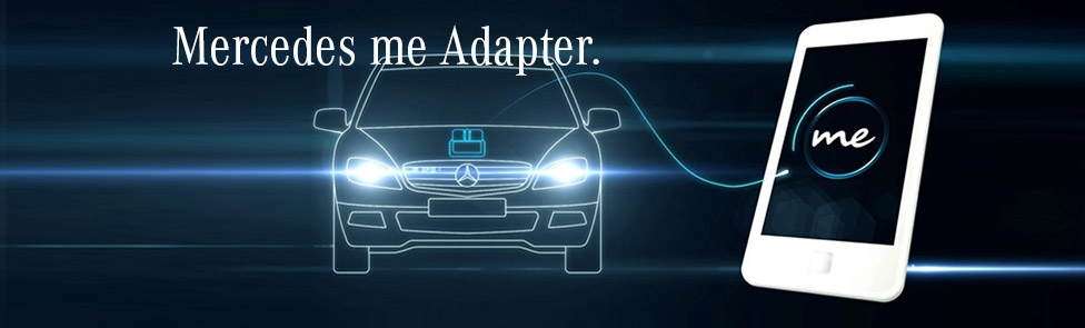 Mercedes me Adapter - Restez connectés avec votre Utilitaire