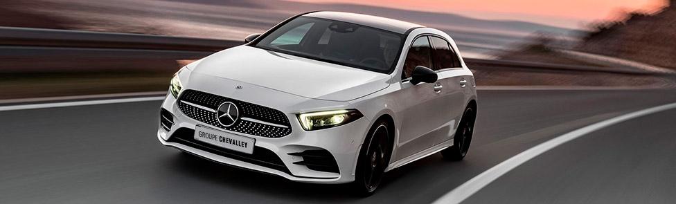 Journées d'essai Mercedes Classe A au Garage de l'Étoile