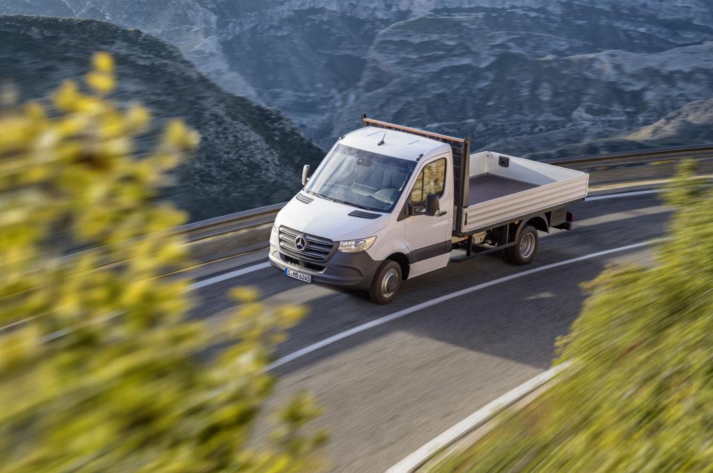 Mercedes-Benz Vans: le nouveau Sprinter