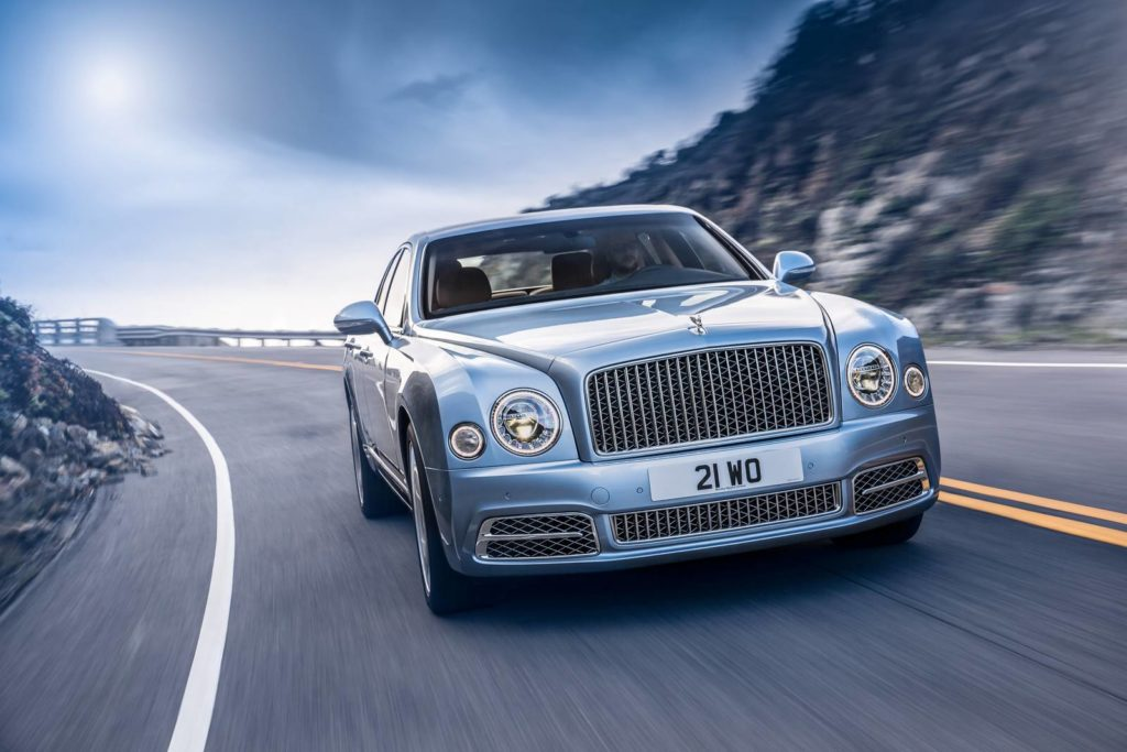 La Bentley Mulsanne, innovation et artisanat