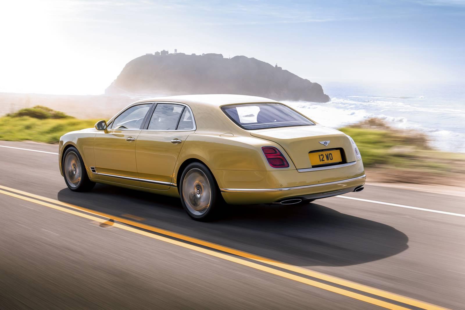 La Bentley Mulsanne, innovation et artisanat