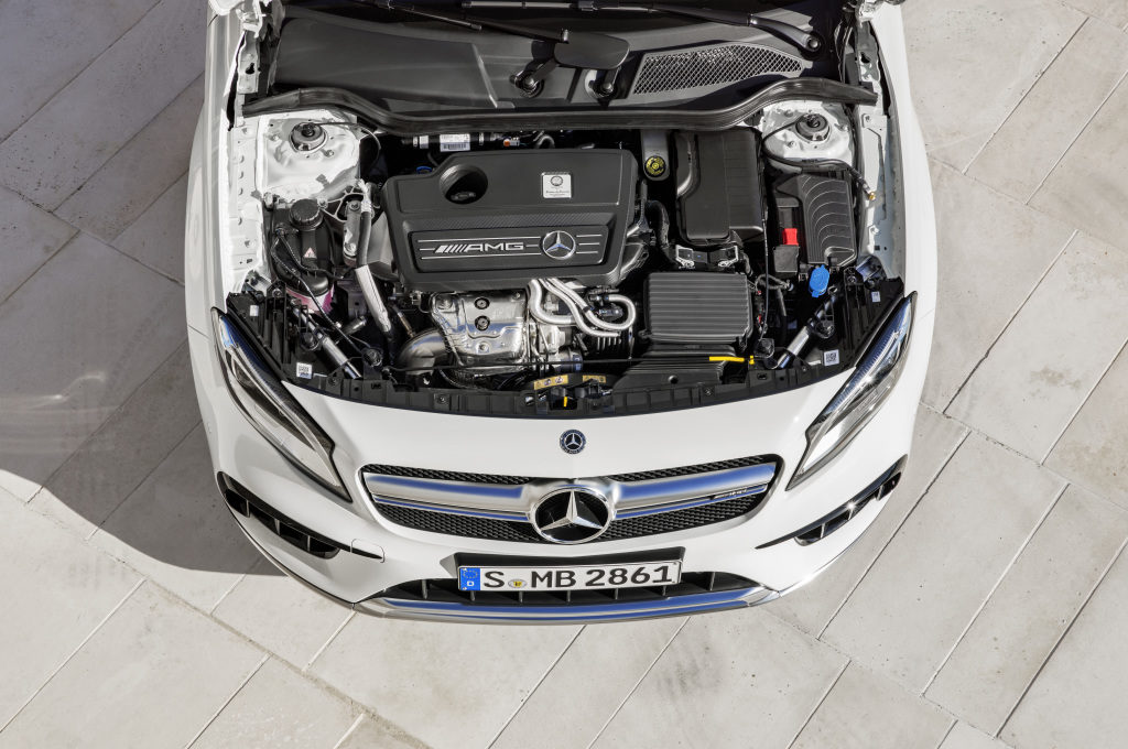 Mercedes-AMG GLA 45 4MATIC