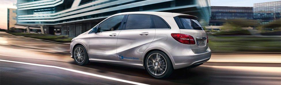 Nouvelle Classe B Electric Drive. Dynamisme, confort, autonomie…