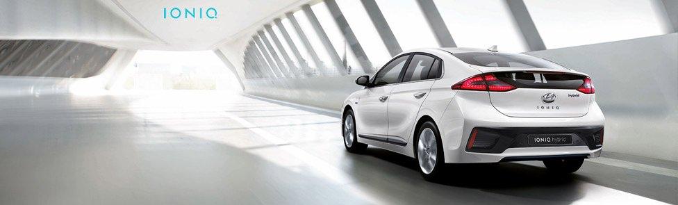 Nouvelle Hyundai IONIQ