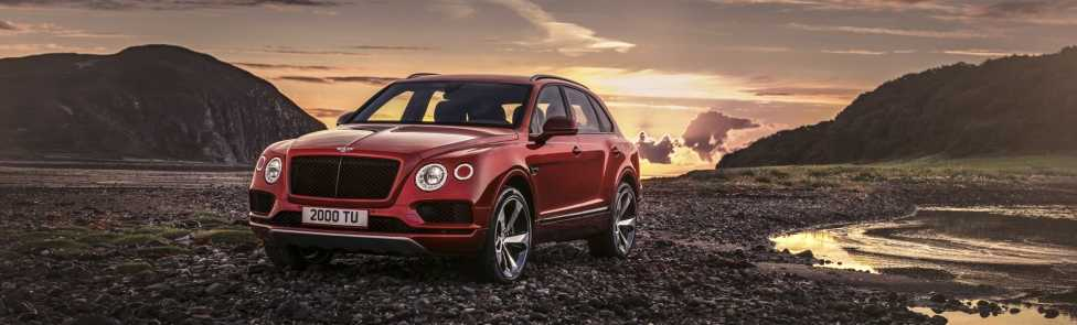 Le Bentley Bentayga V8