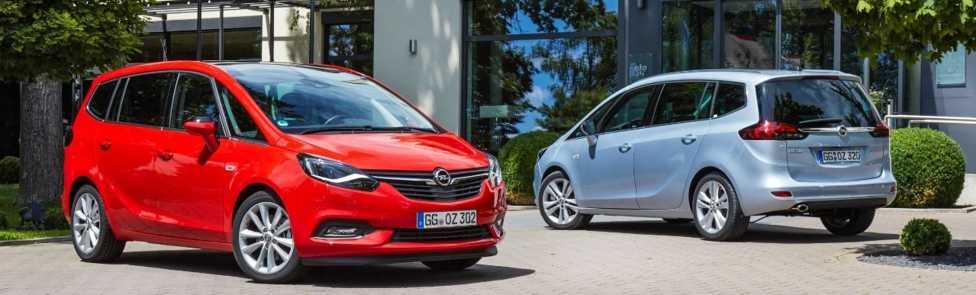 La nouvelle Opel Zafira