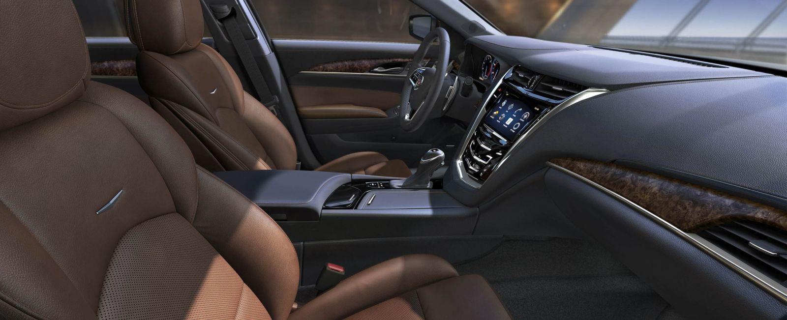 Le coupé Cadillac CTS