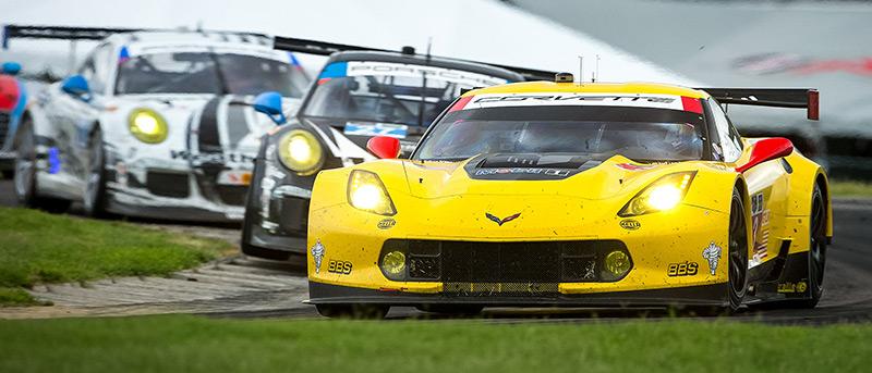 Corvette Race team 2014