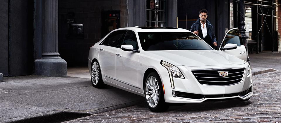 La nouvelle Cadillac CT6