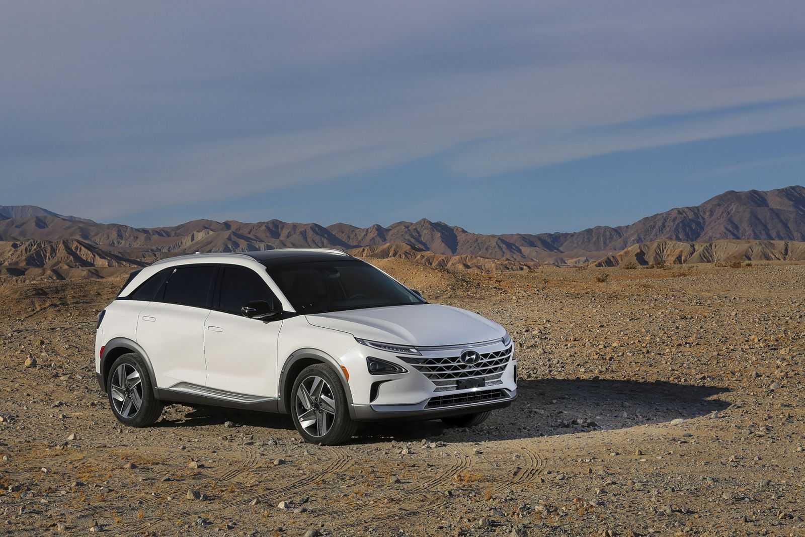 Le Hyundai Nexo