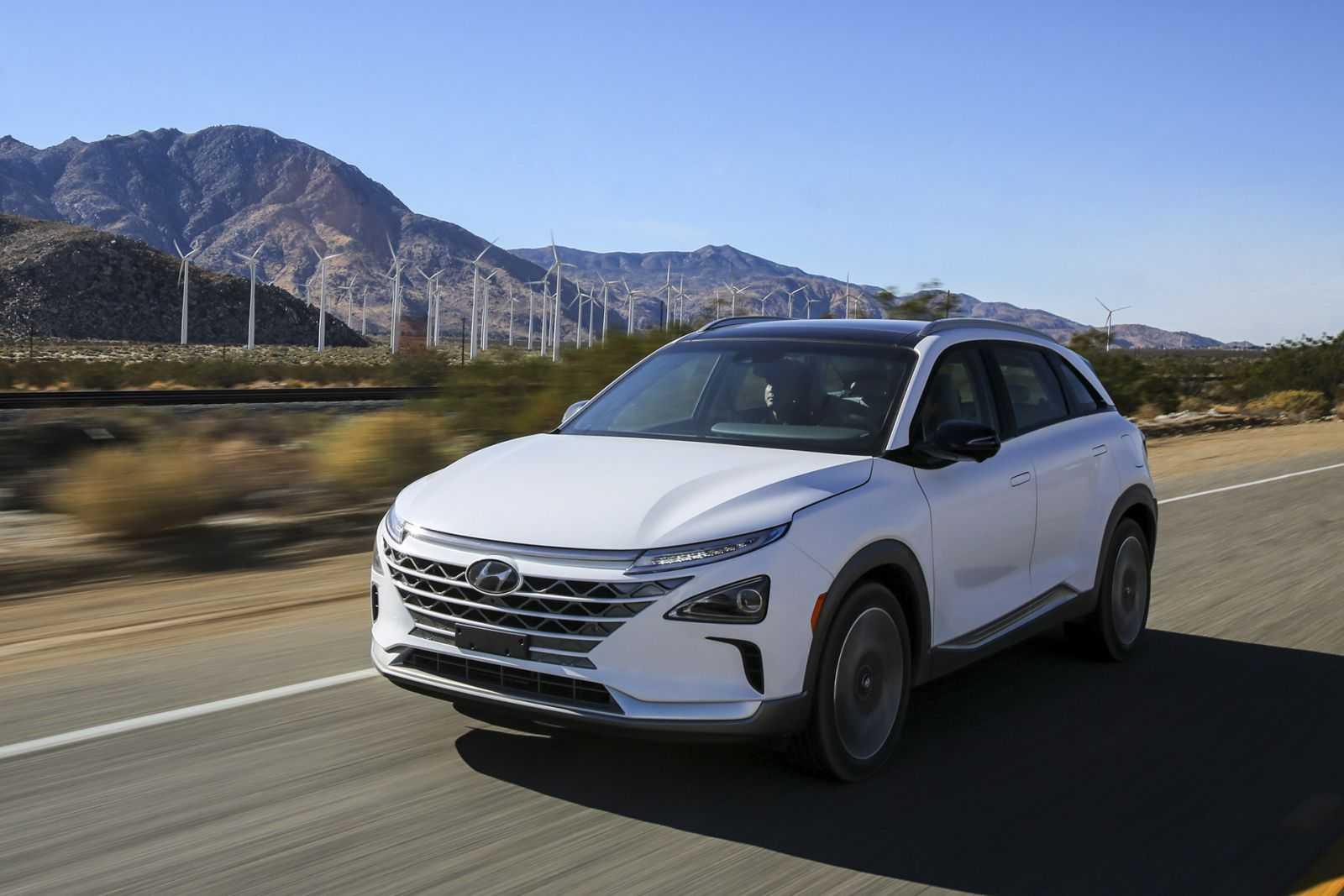 Le nouveau Hyundai Nexo