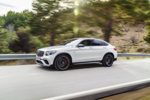 Mercedes-AMG GLC 63 4MATIC+ et GLC 63 4MATIC+ Coupé