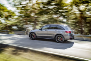 Mercedes-AMG GLC 63 4MATIC+ et GLC 63 4MATIC+ Coupé