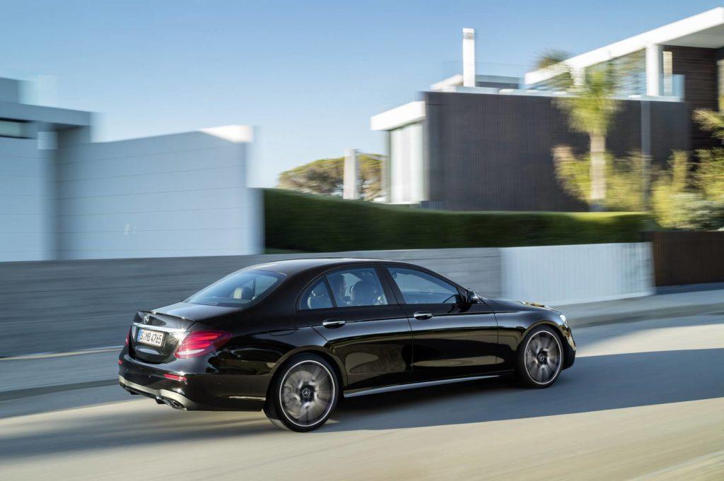 La nouvelle Mercedes-AMG E 43 4MATIC