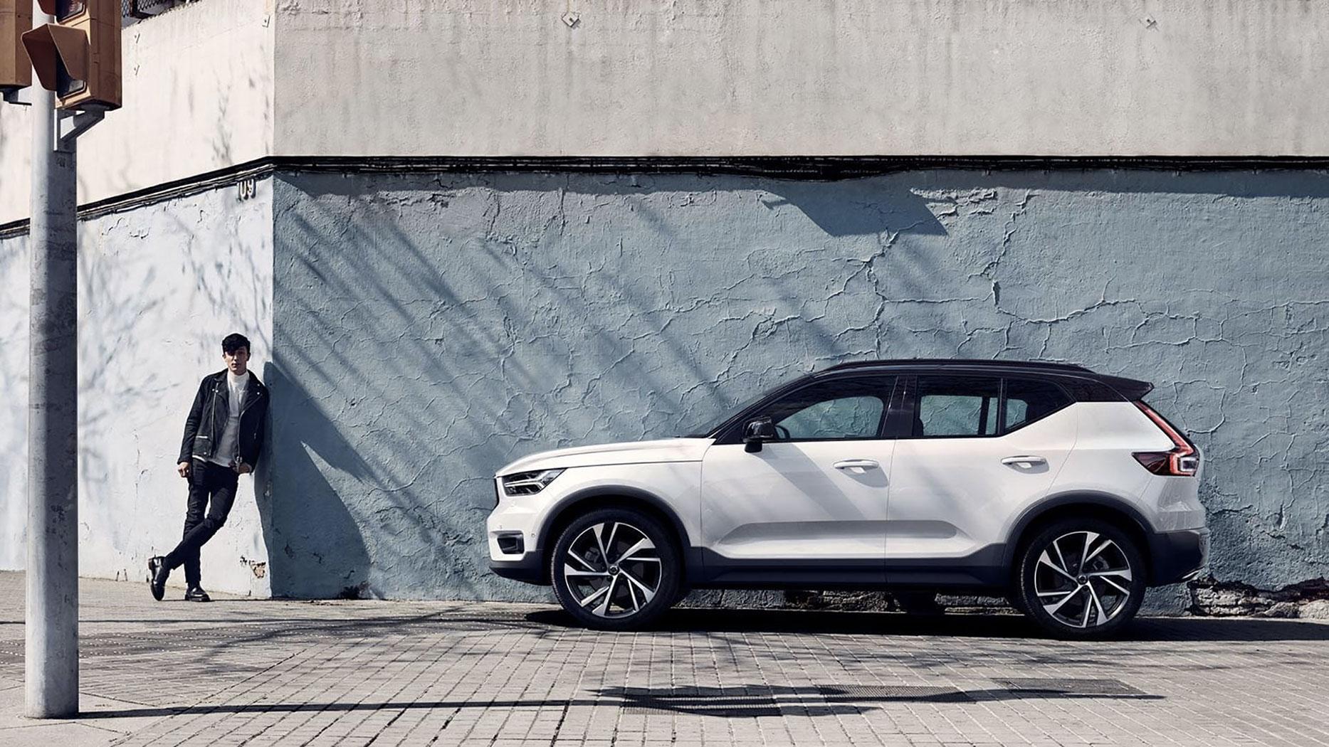 Le Volvo XC40 élu meilleure voiture de l'année 2018