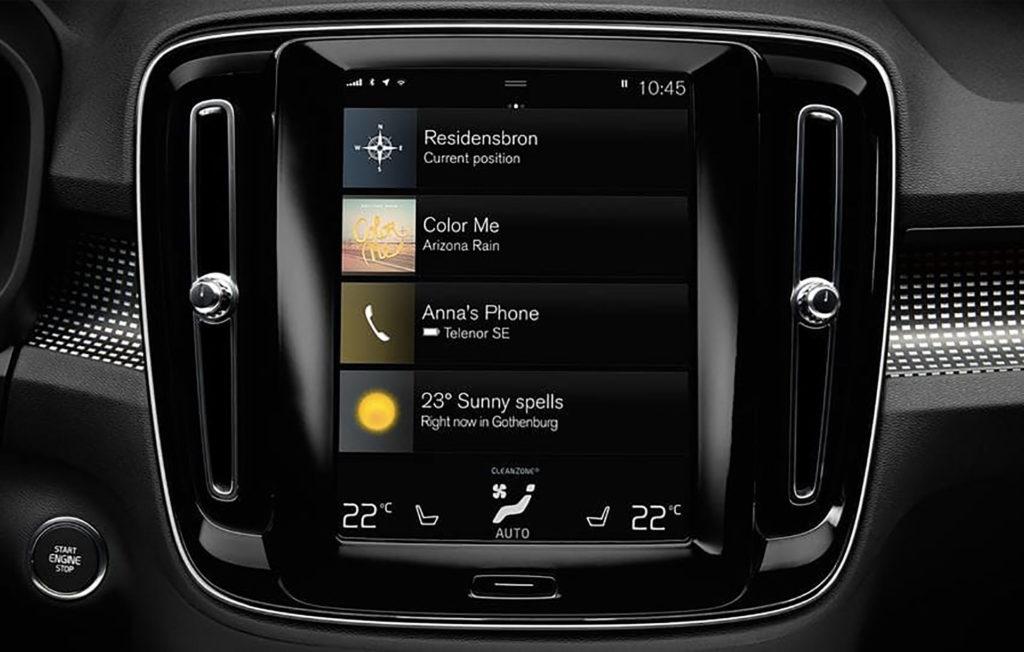 le volvo xc40 meilleure voiture de l 39 ann e 2018 groupe chevalley. Black Bedroom Furniture Sets. Home Design Ideas