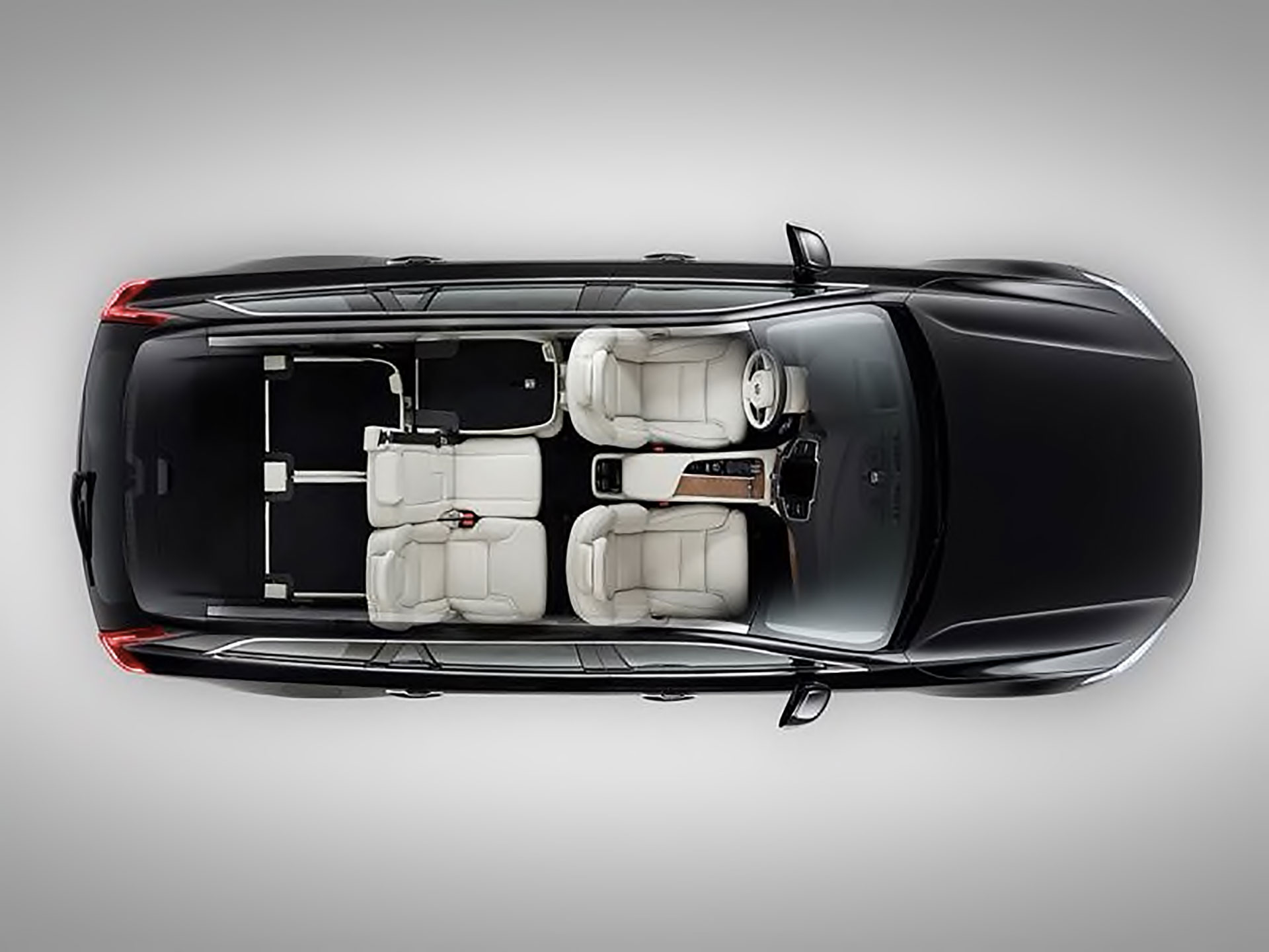 Volvo XC90 La force sophistiquée