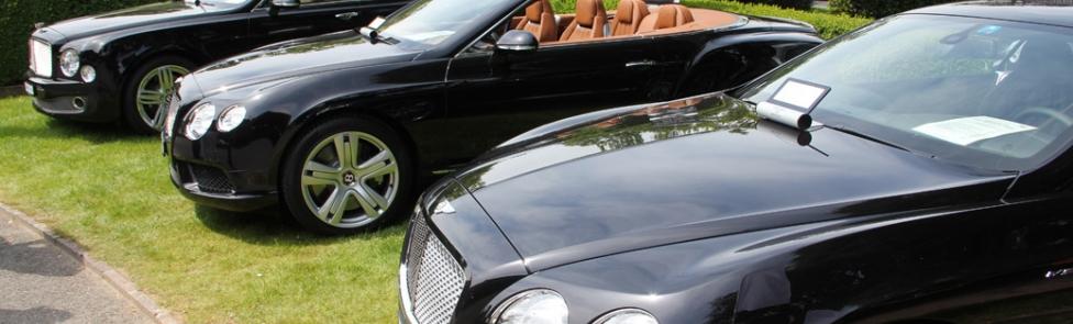 Bentley à la Réserve – 3ème Rendez-vous Privé Suisse 2013