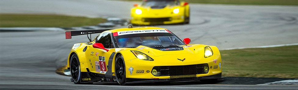 Corvette Race team 2014